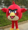 Latest high quality red bird Mascot Costume Adult Fancy Dress Cartoon Character Party Outfits Holiday special clothing