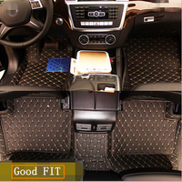 Good Quality Custom Special Floor Mats For Audi A5 2doors 2015 Wear Resisting Waterproof Carpets For