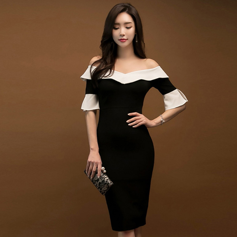 Aliexpress.com : Buy Summer Black Sexy Club Party Dresses
