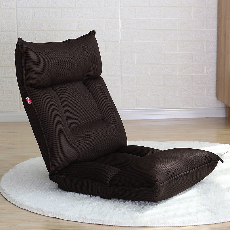 Floor Chair Folding Adjustable Gaming Couch W Backrest Lazy Lounge