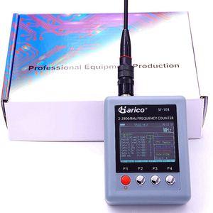 Image 4 - BaoFeng SF 103 compteur de fréquence numérique couverture 2 Mhz 2.8 GHz décodeur Surecom Portable testeur pour talkie walkie CTCSS CDCSS mètre