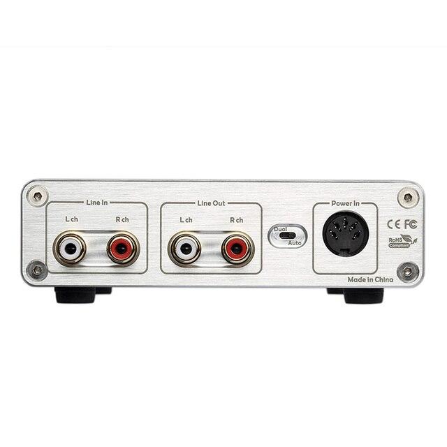 Topping A30 TPA6120 3.5mm/6.35mm Headphone output Hifi Desktop Headphone Amplifier 2