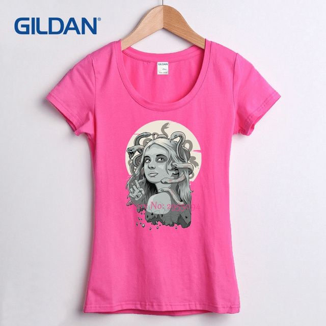 Top Online Tee Shirt Printing 2017 Iron Medusa Online T Shirt Design  NX09