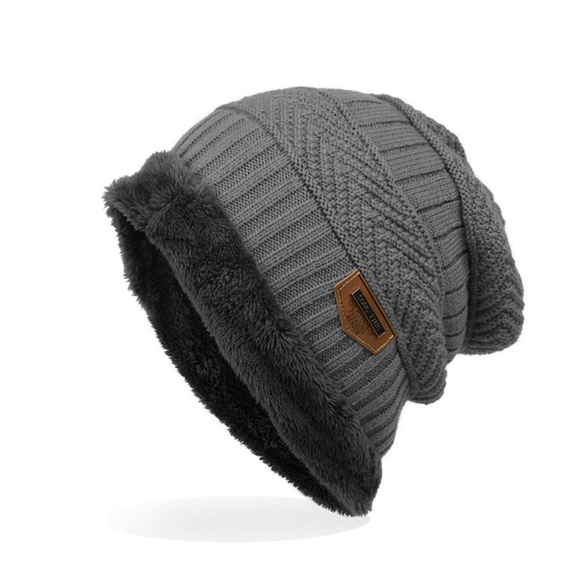 New 2017 Hat Female Thick Bilayer Winter Cotton Hip Hop Warm Women Women's Knitted Fashion Cap Men Beanies #CAP6A07 nahid sharmin and reza ul jalil mucoadhesive bilayer lidocaine buccal tablet to treat gum diseases