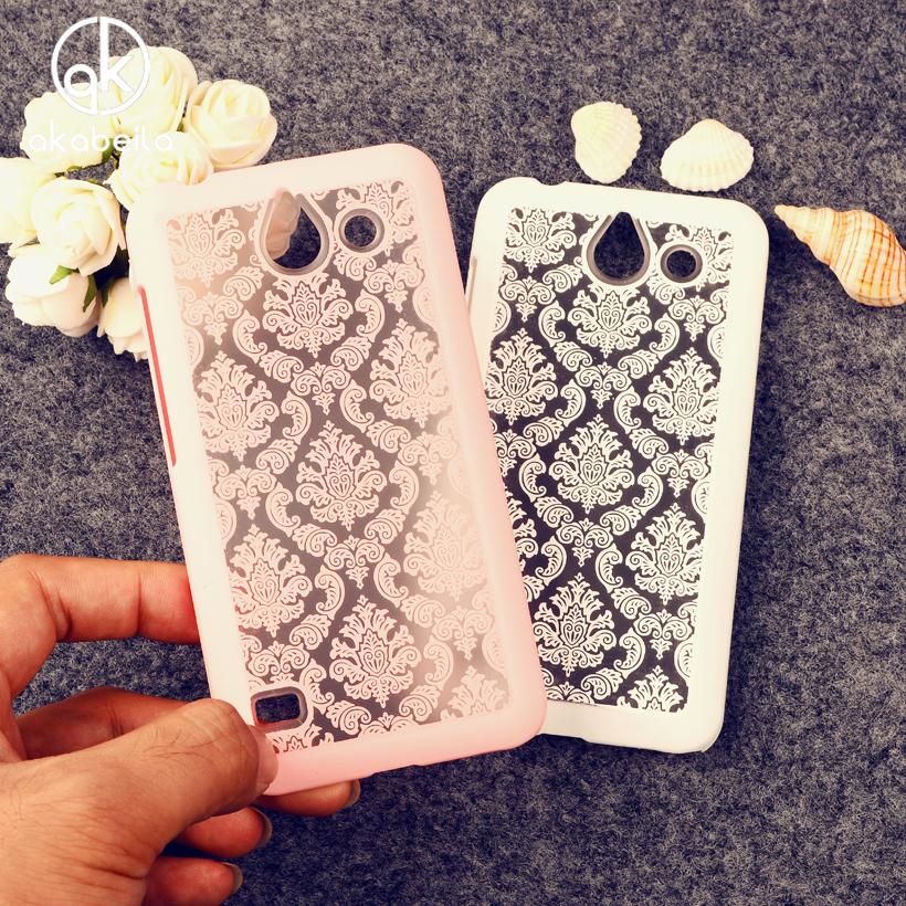 AKABEILA Phone Cases Covers For Huawei Ascend Y550 Case Y550 L02 Y550 L03 Skin  Hard Plastic Bag