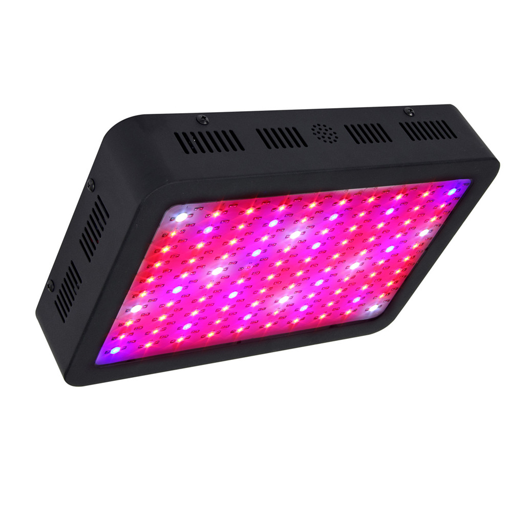 LED à spectre complet élèvent la lumière 300 W 600 W 1000 W croissant la lampe d'intérieur hydroponique de serre LED plante tout l'éclairage de croissance d'étape