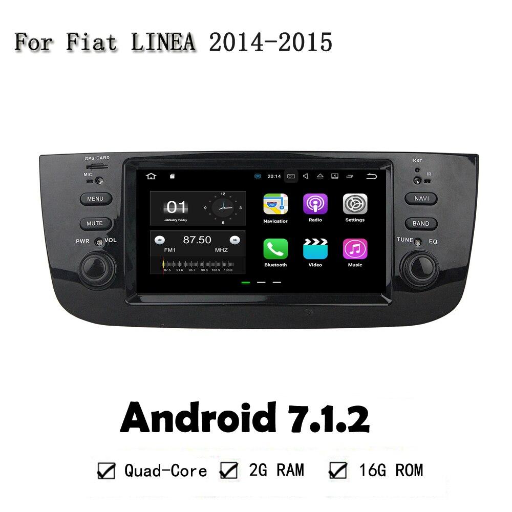 Оперативная память 2 г Встроенная память 16 г dvd-плеер Android 7.1.2 головное устройств ...