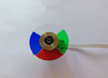 ФОТО New original projector color wheel for acer PD125 four kinds of color