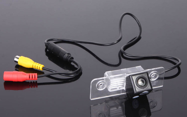 Rearview camera For Skoda Octavia camera vehicle water-proof Parking assist CCD HD Free Shipping 663