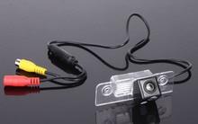 Камера заднего вида для Skoda Octavia камеры автомобиля водонепроницаемый парктроник CCD HD Бесплатная доставка 663
