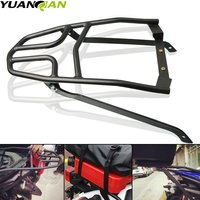Motorcycle Accessories Rear Fender Rack Luggage Holder Saddlebag Supoort Cargo Shelf Mount Bracket for YAMAHA AEROX155 NVX155