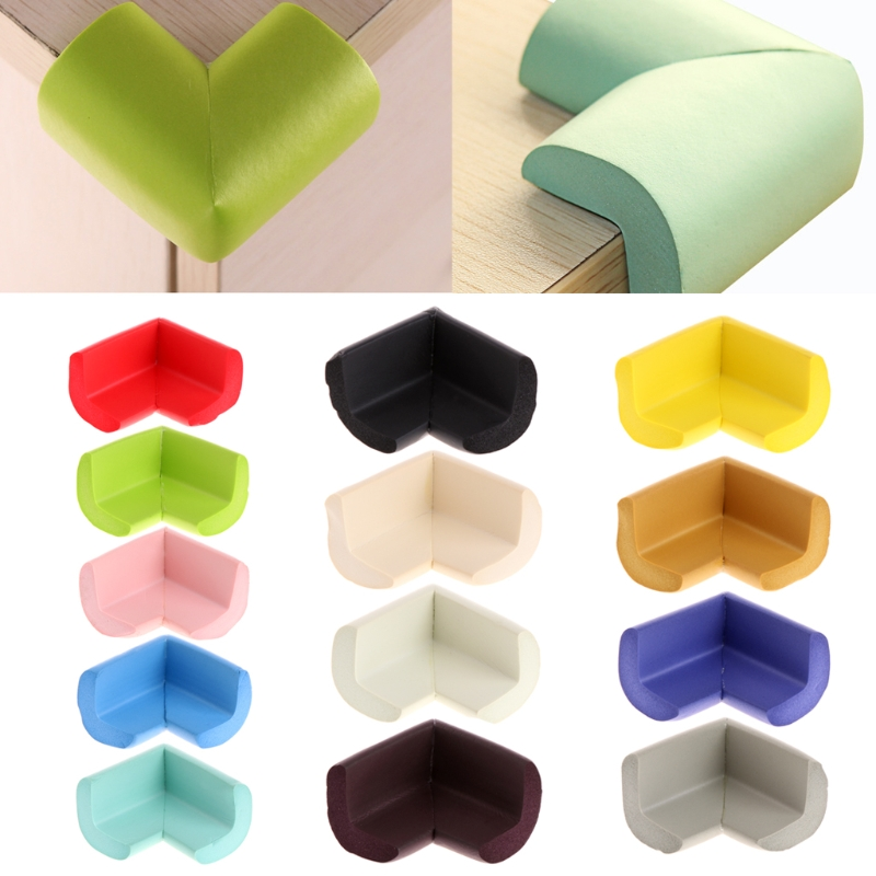 1-10x Desk Table /& Shelf Corner Cushions Child Safety Protection