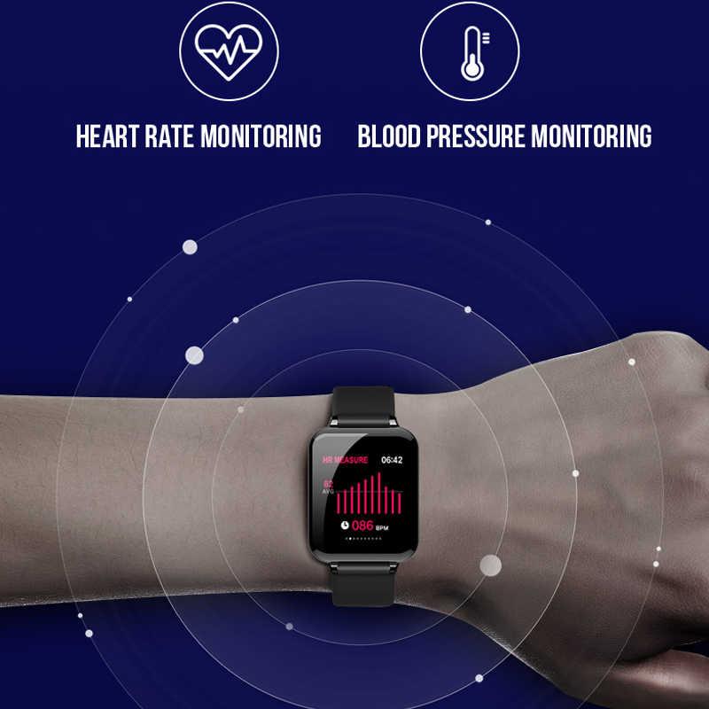 Women Smart Watch Blood Pressure Sleep Monitor Wristwatch Calorie Pedometer Watch Phone Men's Watch Smartwatch For Android IOS