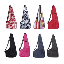 Pet Carrier Dog Sling Bags Outdoor Windproof Carriers For Small Cats and Puppies