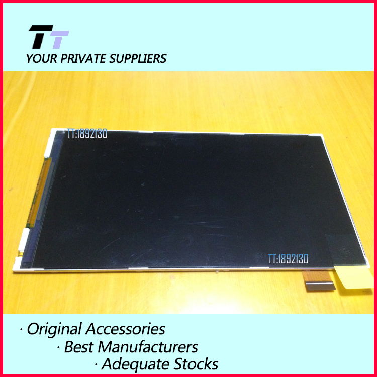 For Explay Fresh LCD Screen Display  Replacement Cell Phone Parts Free shipping With Tracking Number,1PC/Lot