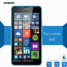 For Microsoft Lumia 640 XL Dual Sim Lte Tempered Glass Screen Protector Safety P