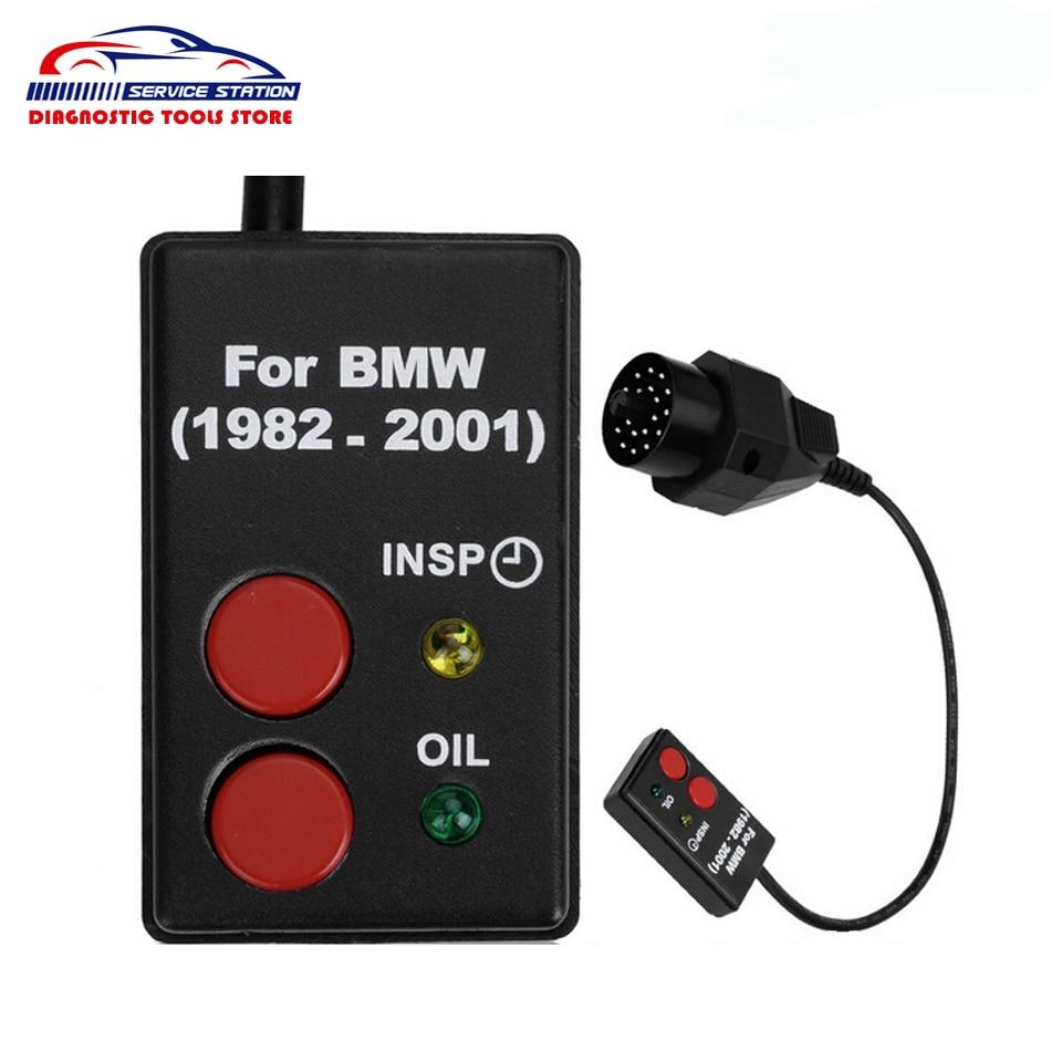 BMW OBDII Oil Service Inspection Light Reset Tool 2001 Portable Mini