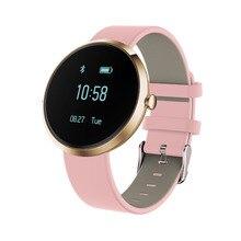 Smart Браслет Группа V06 S10 сердечного ритма браслет Приборы для измерения артериального давления часы Фитнес трекер Bluetooth SMS вызова напомнить для IOS Android