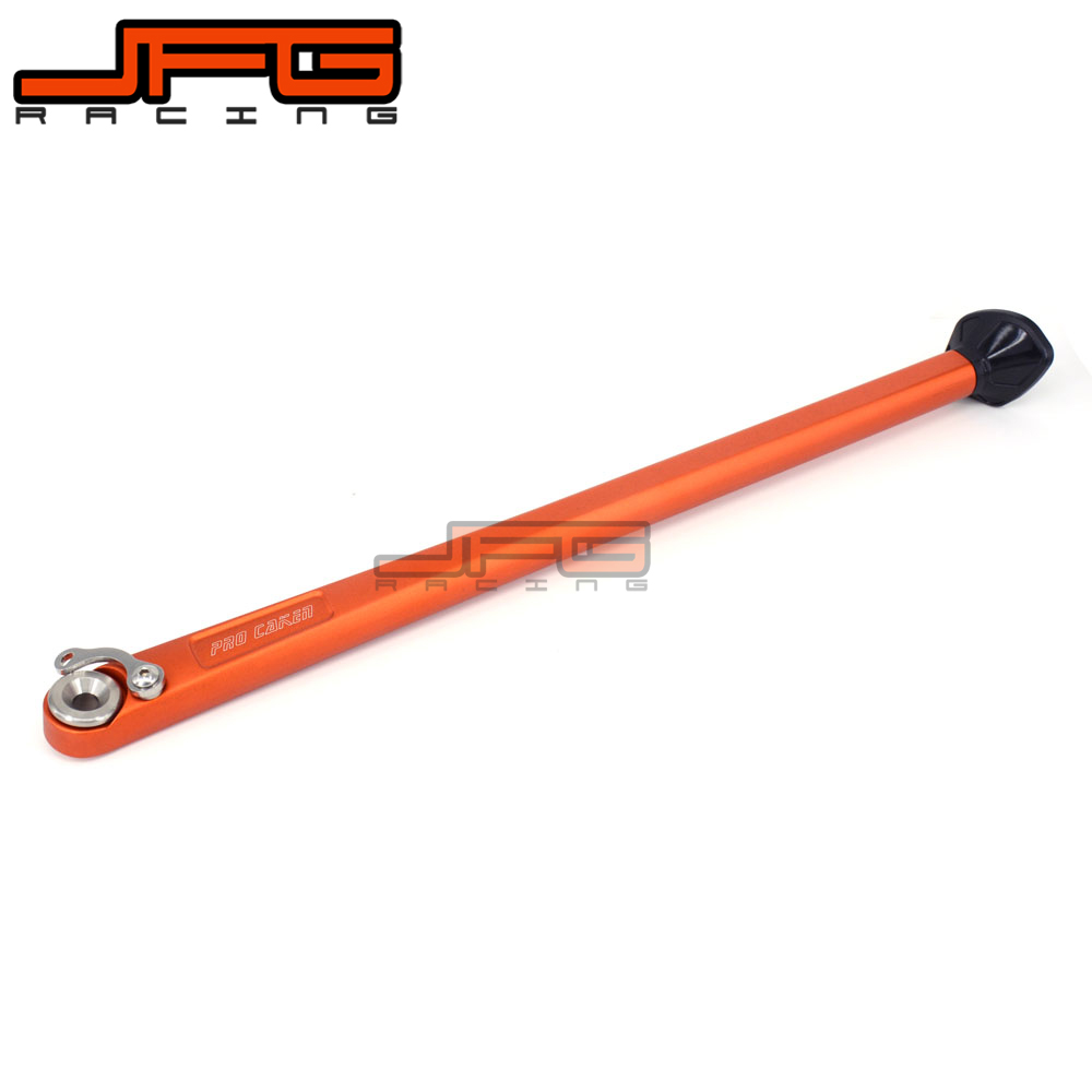 Motorcycle Kick Side Stand Kickstand For KTM XC150 XC200 XC200W XCW200 XC250 XC250F XCF250 XC250W XCW250 XCF250W XCFW250