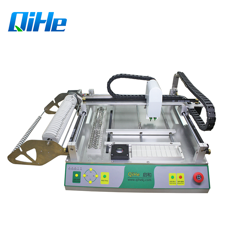 Image 2 - Desktop Automatic SMT Pick and Place Machine Chip Mounter-in Welding Nozzles from Tools