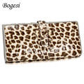 New Fashion Women Wallets and Handbag Women's Purse Long Design Brand Leopard Wallet Change Purses Ladies' Wallets Clutch Purses