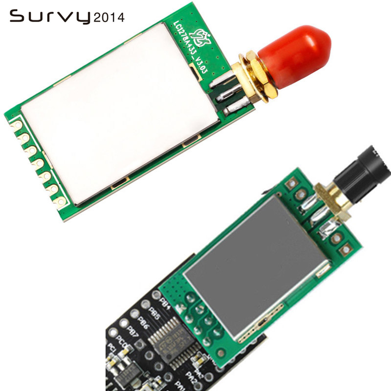 E01-ML01DP5 nRF24L01 PA LNA 2.4GHz rf Module 2.5km iot SPI 2.4 ghz rf Transmitter Receiver with shield for arduino Nrf24l01p image