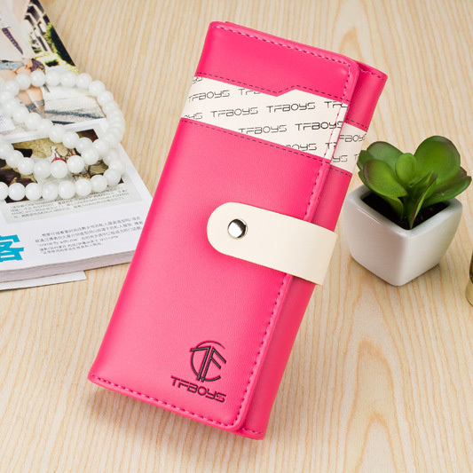 Free Shipping Fashion Brand Hasp Women Wallets Soft PU Leather Long Clutch Coin Purse Money Bags Lady Hot Wallet Cards Holder free shipping new fashion brand women s long wallet purse clutches lady money clip coin phone bag 100