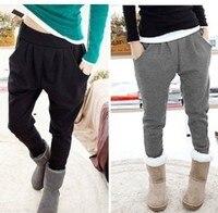 2112 Yeni Sonbahar Kış Kadın Harem Hip Hop Kadın Skinny Sweatpants Dans Joggers Pantolon Casual Pantolon