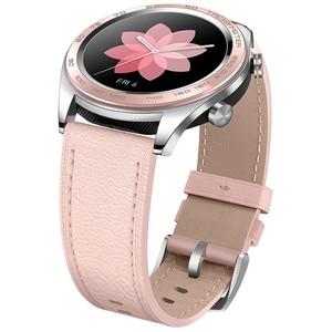 "Image 2 - Huawei Honor Watch Ceramic Dream Smart Watch Sport Sleep Run Cycling Swimming mountain GPS 1.2"" AMOLED Color Screen390*390 Watch"