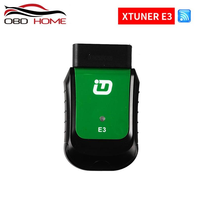 New XTUNER E3 Wifi Full System Car Diagnostic Tool OBD2 Diag Exp Main Service Battery DPF