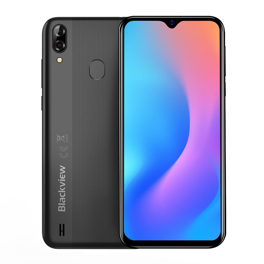 Image 4 - LTE 4G Blackview A60 Pro Android 9.0 Smartphone RAM 3GB ROM 16GB MT6761V Quad Core Dual SIM Fingerprint GPS 4080mAh Mobile Phone-in Cellphones from Cellphones & Telecommunications