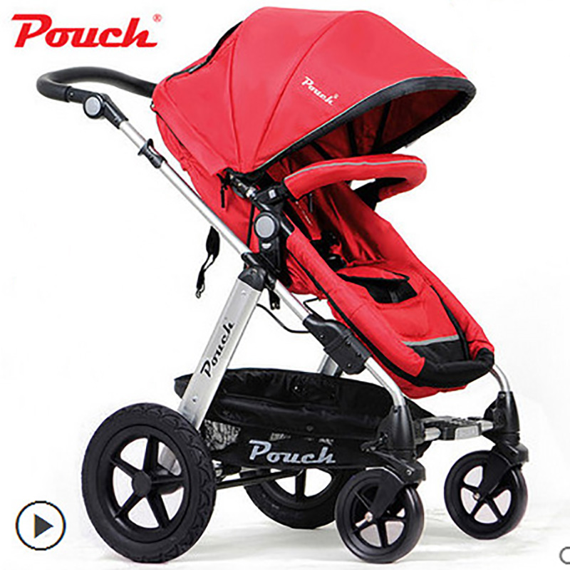 Stroller pouch baby child car baby stroller suspension light folding bb car 6 colors 2017 top fashion direct selling stroller dsland pouch light baby stroller child umbrella car folding portable two way bb