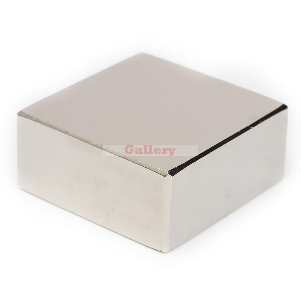 Promotion Imanes Neodymium Magnets N52 40 X 20mm Strong Rare Earth Square Block 2015 20pcs n42 super strong block square rare earth neodymium magnets 10 x 5 x 1mm magnet wholesale price