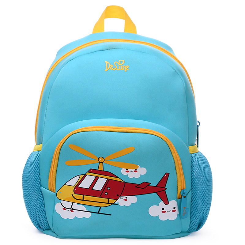 a48ea5e131 Delune Waterproof Small Schoolbags Preschool Backpack Kids Bag Kindergarten Children  School Bags Girls Boys mochila infantil