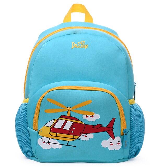bef0e22f36 Delune Waterproof Small Schoolbags Preschool Backpack Kids Bag Kindergarten  Children School Bags Girls Boys mochila infantil