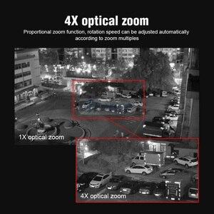 Image 5 - HD 1080P 2MP Mini PTZ Bullet IP Camera Outdoor Waterproof 4X Optical Zoom 50m IR Night Vision CCTV Security Camera P2P 48V POE
