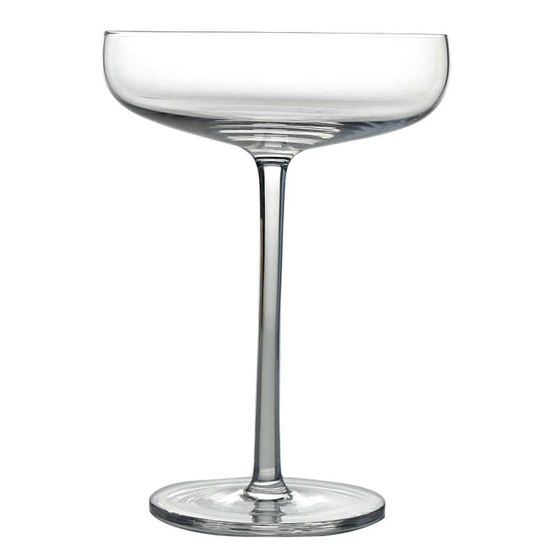 Envío gratis 4 Uds 180ML cupé Cocktail vaso para martini Glass Set de 4