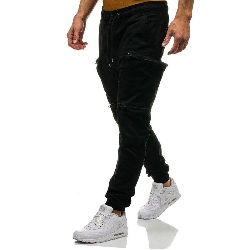 Sport wear Gym Fitness Men Jogging Pants  (7)