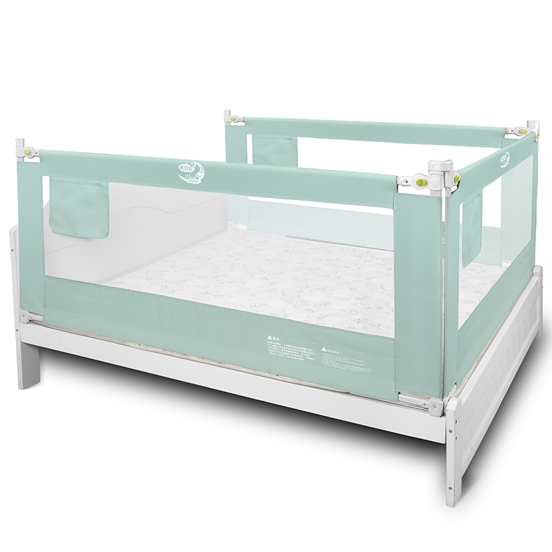 High Quality Baby Bed Safety Gate Bed Rails Bed Fence Baby Anti Falling Guardrail Child Vertical Lift Baffle 180cm-200cm Fence