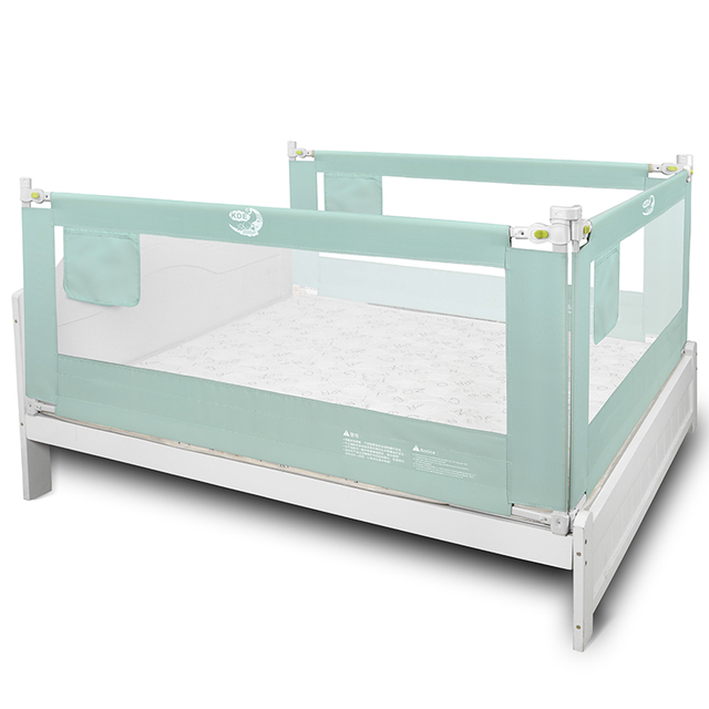 High Quality Baby Bed Safety Gate Bed Rails Bed Fence Baby Anti