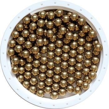4.5mm 1000 PCS Solid Brass ( H62 )  Bearing Ball Free Shipping