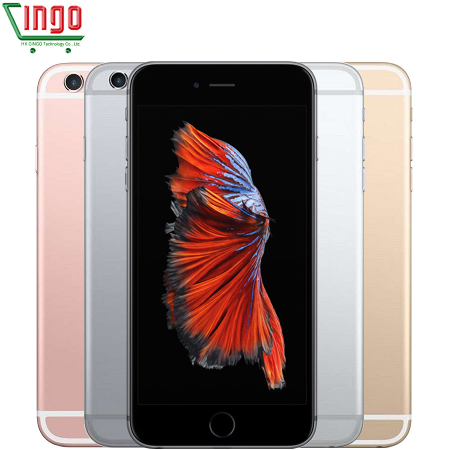 bilder für Original apple iphone 6s plus ios dual core 2 gb ram 16/64/128 gb rom 4,7 ''12. 0mp kamera lte verwendet iphone 6s plus