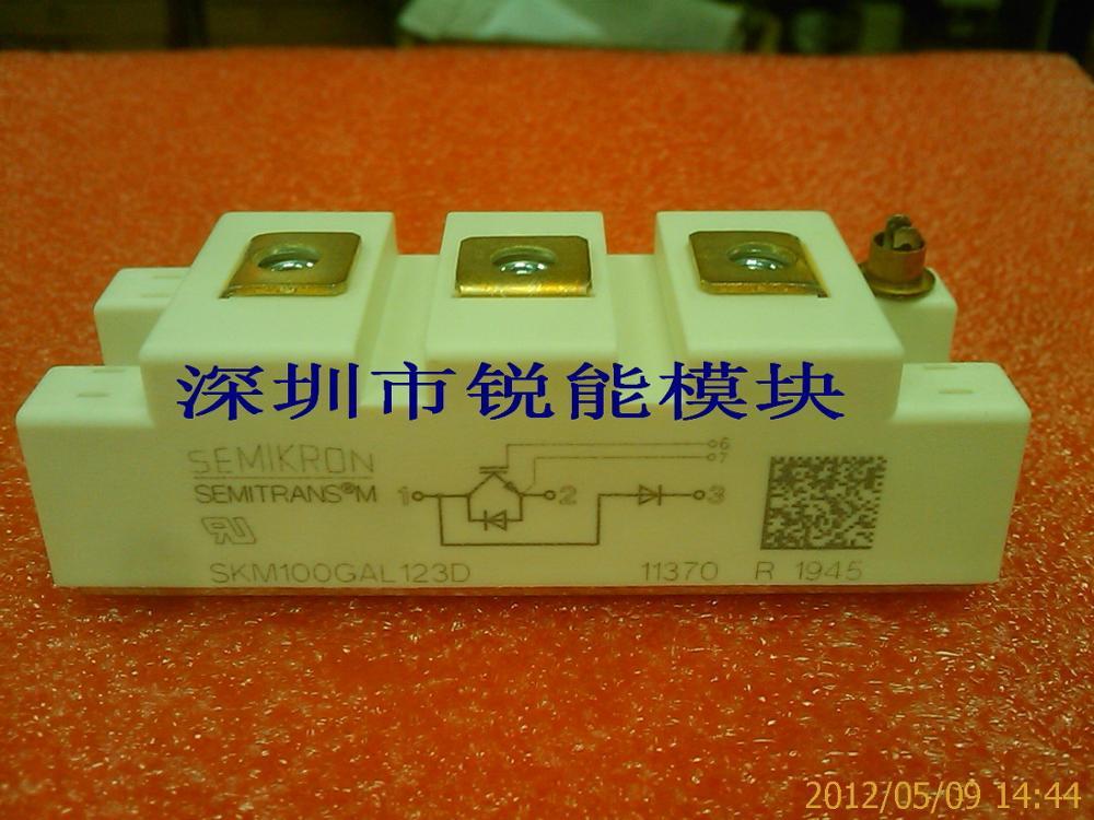 IGBT module / SKM195GAL123D SKM195GAL124D--RNDZ