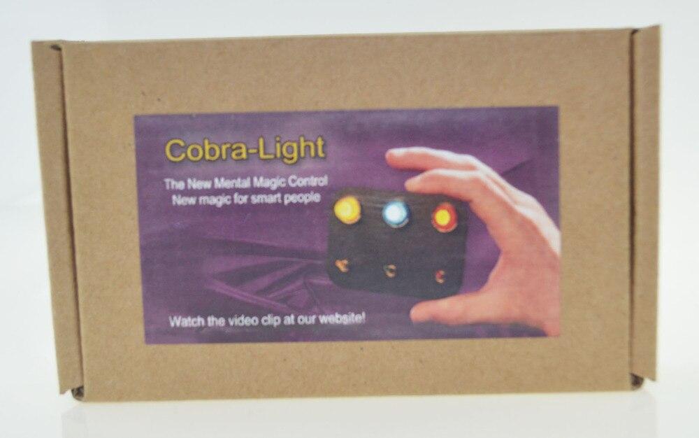 Cobra Light, Magic Tricks,light Magic,close Up,classic Toys,Illusion,gimmick,prop,funny,wholesale