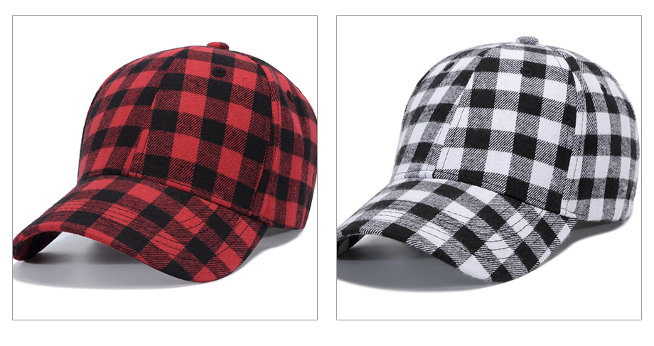 65273f6ecfc ... ADK Small Square Baseball Cap Red And Black 2018 Leisure Sunshade Caps  For Young Men Unisex ...