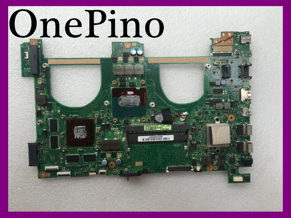 N550JK motherboard i7-4700HQ fit for N550JK N550JV mainboard laptop motherboard REV 2.1 fully tested working стоимость