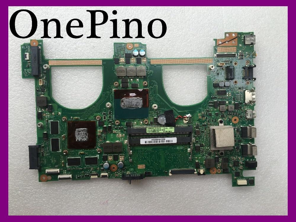 N550JK Motherboard I7-4700HQ Fit For N550JK N550JV Mainboard Laptop Motherboard REV 2.1 Fully Tested Working