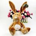 1pc 35cm NICI Counters Genuine Easter Bunny Big Long Ears Rabbit Children Favorite Plush toy Birthday Gift