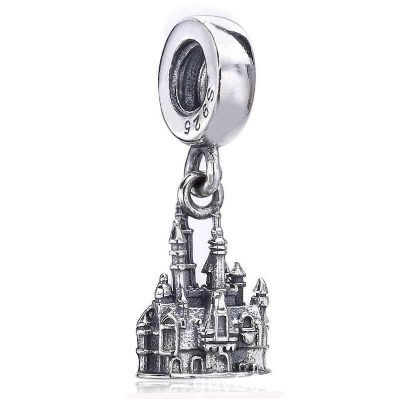 4dc4da0f3f0 ... Roman Colosseum La Sagrada Familia ST. Basil s Cathedral Pendant Charm  Fit Pandora Bracelet 925 Sterling ...