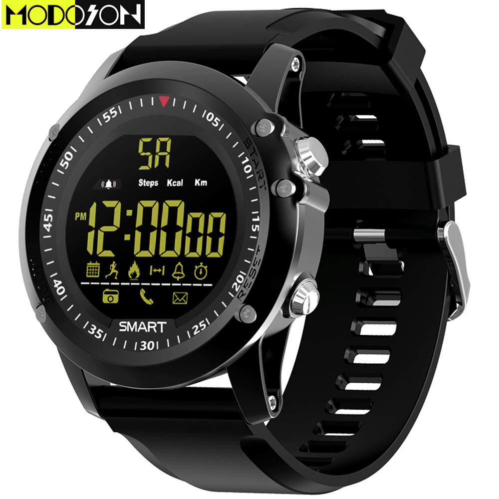 MODOSON Smart Watch EX17 12 Month Standby Time Waterproof